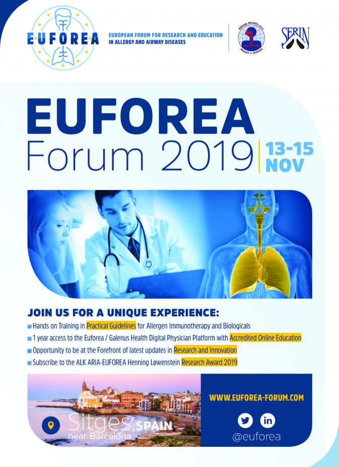 EUFOREA Forum 2019 | euforea